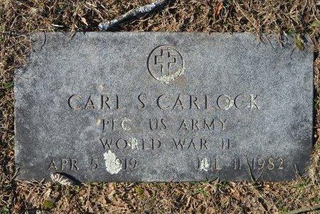 CARLOCK, CARL S (VETERAN WWII) - Barry County, Missouri | CARL S (VETERAN WWII) CARLOCK - Missouri Gravestone Photos