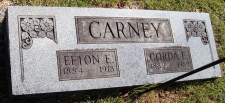 CARNEY, CORDA E - Barry County, Missouri | CORDA E CARNEY - Missouri Gravestone Photos