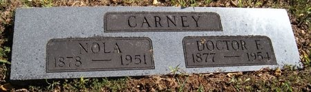 CARNEY, NOLA - Barry County, Missouri | NOLA CARNEY - Missouri Gravestone Photos