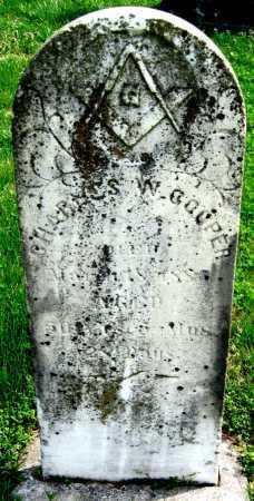 COOPER, CHARLES W - Barry County, Missouri | CHARLES W COOPER - Missouri Gravestone Photos
