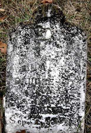 DAUGHERTY, WILLIAM HENRY - Barry County, Missouri   WILLIAM HENRY DAUGHERTY - Missouri Gravestone Photos