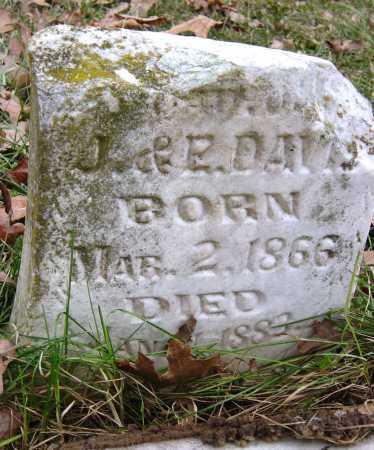 DAVIS, UNKNOWN CHILD - Barry County, Missouri | UNKNOWN CHILD DAVIS - Missouri Gravestone Photos
