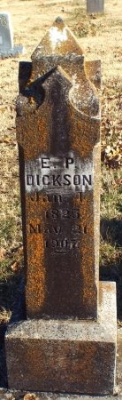 "DICKSON, ELIZABETH P ""BETTY"" - Barry County, Missouri 