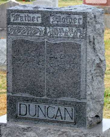 DUNCAN, JAMES A - Barry County, Missouri | JAMES A DUNCAN - Missouri Gravestone Photos