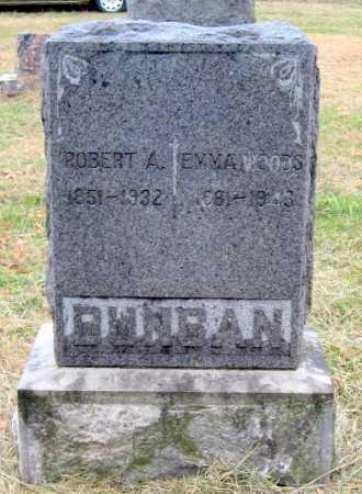 DUNCAN, ROBERT ANDREW - Barry County, Missouri | ROBERT ANDREW DUNCAN - Missouri Gravestone Photos