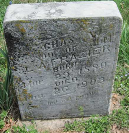 FRAZIER, CHARLES W - Barry County, Missouri   CHARLES W FRAZIER - Missouri Gravestone Photos
