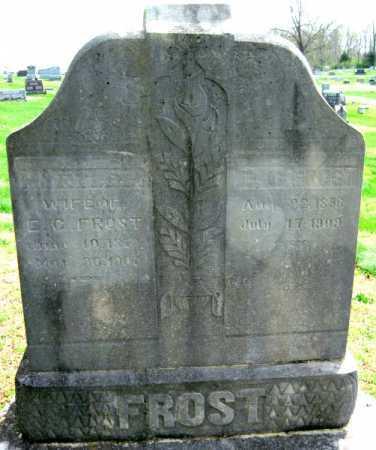 FROST, MYRTLE - Barry County, Missouri | MYRTLE FROST - Missouri Gravestone Photos