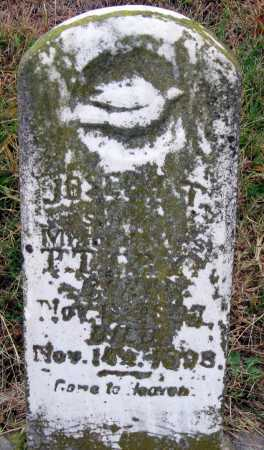 FRY, JOSEPH T - Barry County, Missouri | JOSEPH T FRY - Missouri Gravestone Photos