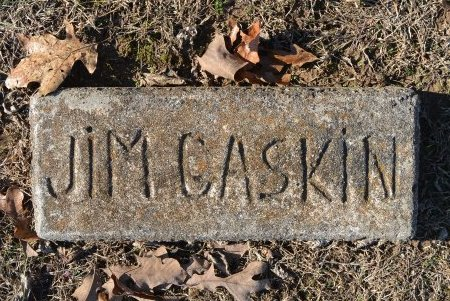 GASKIN, JIM - Barry County, Missouri | JIM GASKIN - Missouri Gravestone Photos