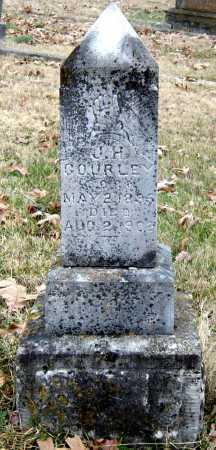 GOURLEY, J H - Barry County, Missouri | J H GOURLEY - Missouri Gravestone Photos