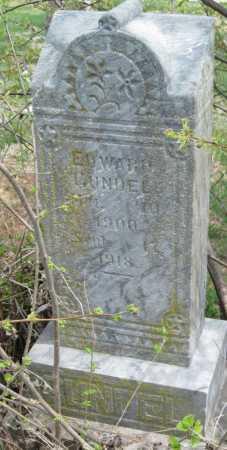 GUNDEL, EDWARD - Barry County, Missouri | EDWARD GUNDEL - Missouri Gravestone Photos