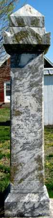 HARPER, PETER - Barry County, Missouri | PETER HARPER - Missouri Gravestone Photos
