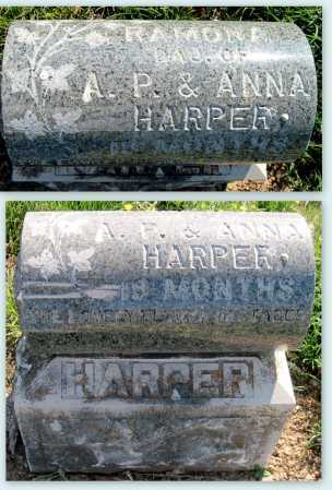 HARPER, RAMONA - Barry County, Missouri | RAMONA HARPER - Missouri Gravestone Photos