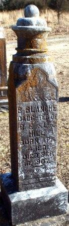 HILL, B. BLANCHE - Barry County, Missouri | B. BLANCHE HILL - Missouri Gravestone Photos
