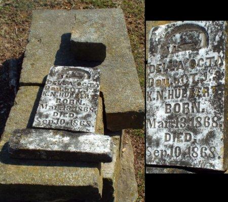 HUBBERT, DELLA OCTA - Barry County, Missouri | DELLA OCTA HUBBERT - Missouri Gravestone Photos