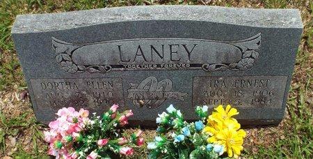 DAY LANEY, DORTHA ELLEN - Barry County, Missouri   DORTHA ELLEN DAY LANEY - Missouri Gravestone Photos