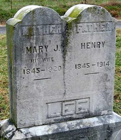 MATLOCK LEE, MARY JANE - Barry County, Missouri | MARY JANE MATLOCK LEE - Missouri Gravestone Photos