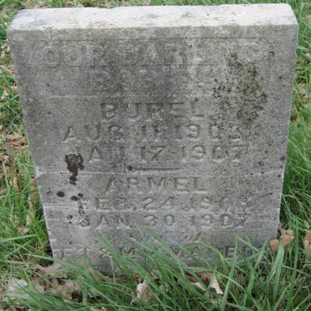 MARBUT, BUREL - Barry County, Missouri | BUREL MARBUT - Missouri Gravestone Photos