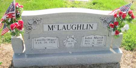 MCLAUGHLIN, JOHN MARSH - Barry County, Missouri | JOHN MARSH MCLAUGHLIN - Missouri Gravestone Photos