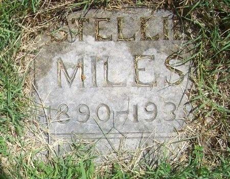 MILES, STELLIE - Barry County, Missouri | STELLIE MILES - Missouri Gravestone Photos