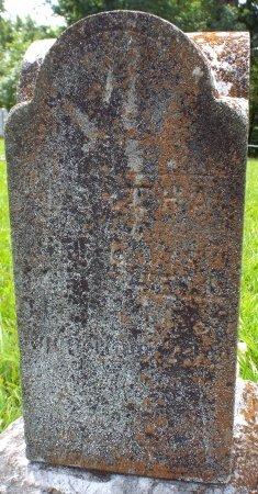 MITCHELL, BERTHA  - Barry County, Missouri   BERTHA  MITCHELL - Missouri Gravestone Photos