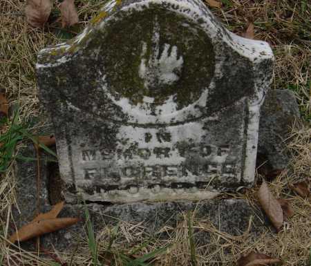 MOORE, FLORENCE - Barry County, Missouri | FLORENCE MOORE - Missouri Gravestone Photos