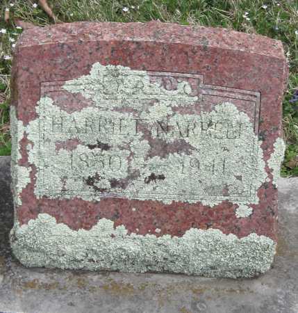 NARRELL, HARRIET - Barry County, Missouri | HARRIET NARRELL - Missouri Gravestone Photos