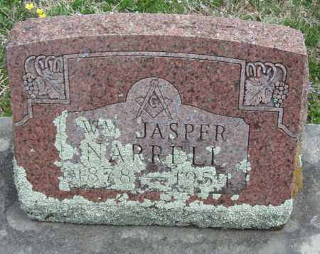 NARRELL, WILLIAM J - Barry County, Missouri | WILLIAM J NARRELL - Missouri Gravestone Photos