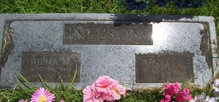 NELSON, WILMA MABEL - Barry County, Missouri | WILMA MABEL NELSON - Missouri Gravestone Photos