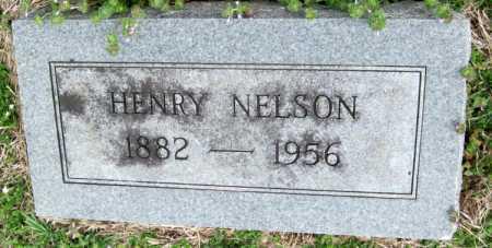 NELSON, HENRY EDWARD - Barry County, Missouri | HENRY EDWARD NELSON - Missouri Gravestone Photos