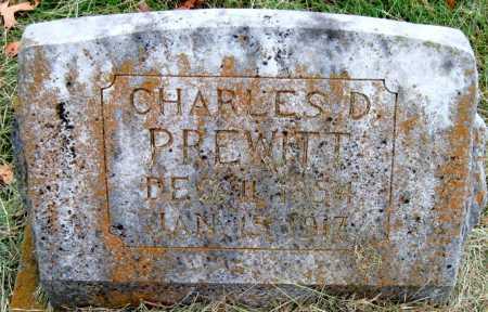 PREWITT, CHARLES D - Barry County, Missouri | CHARLES D PREWITT - Missouri Gravestone Photos