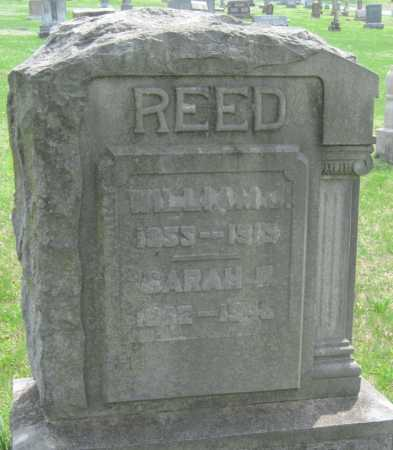 STINSON REED, SARAH FRANCIS - Barry County, Missouri | SARAH FRANCIS STINSON REED - Missouri Gravestone Photos