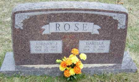 ROSE, QUEEN ISABELLA - Barry County, Missouri | QUEEN ISABELLA ROSE - Missouri Gravestone Photos