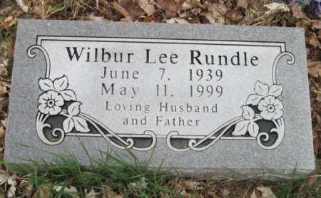 RUNDLE SR, WILBUR LEE - Barry County, Missouri | WILBUR LEE RUNDLE SR - Missouri Gravestone Photos
