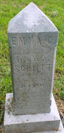 SCHLILTT, EMMA CATHARINA - Barry County, Missouri   EMMA CATHARINA SCHLILTT - Missouri Gravestone Photos