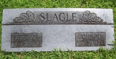 SLAGLE, EFFIE M. - Barry County, Missouri | EFFIE M. SLAGLE - Missouri Gravestone Photos