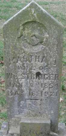 STRINGER, MARTHA JANE - Barry County, Missouri | MARTHA JANE STRINGER - Missouri Gravestone Photos