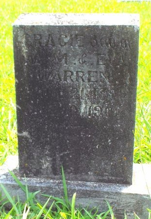 WARREN, GRACIE - Barry County, Missouri | GRACIE WARREN - Missouri Gravestone Photos