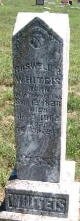 WHITEIS, ROSWELL R (VETERAN) - Barry County, Missouri | ROSWELL R (VETERAN) WHITEIS - Missouri Gravestone Photos