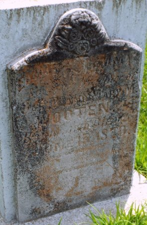 WOOTEN, EMMETT - Barry County, Missouri | EMMETT WOOTEN - Missouri Gravestone Photos