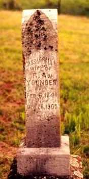 MARSHALL YOUNGER, CASSANDRIA A - Cedar County, Missouri | CASSANDRIA A MARSHALL YOUNGER - Missouri Gravestone Photos