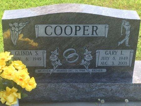 COOPER, GARY L - Christian County, Missouri | GARY L COOPER - Missouri Gravestone Photos