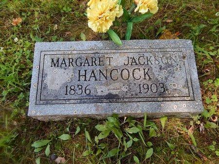 HANCOCK, MARGARET - Christian County, Missouri | MARGARET HANCOCK - Missouri Gravestone Photos