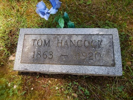 HANCOCK, TOM - Christian County, Missouri | TOM HANCOCK - Missouri Gravestone Photos