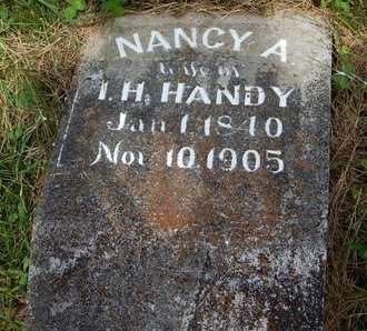 HANDY, NANCY ANN - Christian County, Missouri | NANCY ANN HANDY - Missouri Gravestone Photos