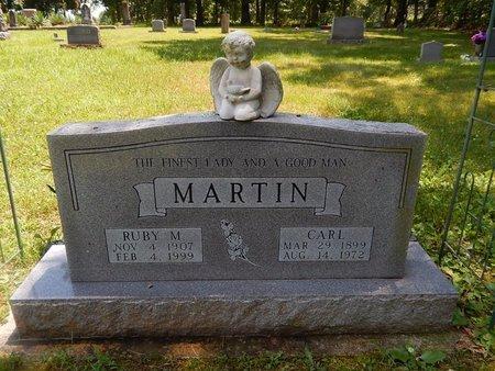 MARTIN, CARL - Christian County, Missouri | CARL MARTIN - Missouri Gravestone Photos