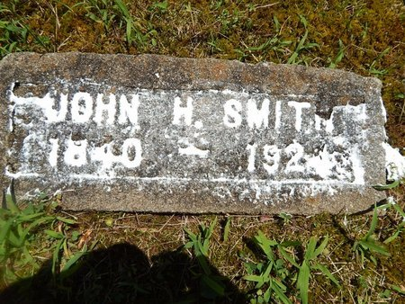 SMITH, JOHN H - Christian County, Missouri | JOHN H SMITH - Missouri Gravestone Photos