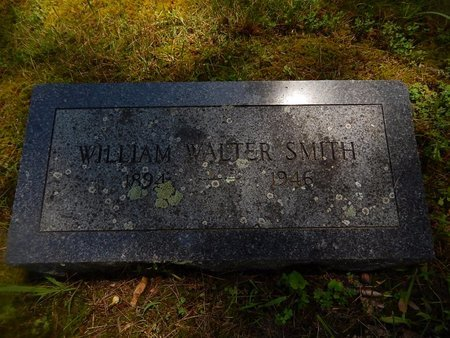 SMITH, WILLIAM WALTER - Christian County, Missouri | WILLIAM WALTER SMITH - Missouri Gravestone Photos