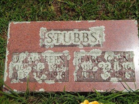 STUBBS, WILMA FERN - Christian County, Missouri | WILMA FERN STUBBS - Missouri Gravestone Photos