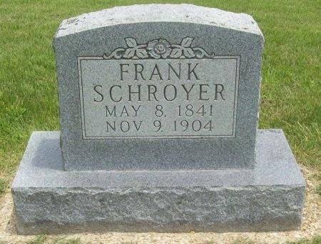 SCHROYER, FRANK - Dallas County, Missouri   FRANK SCHROYER - Missouri Gravestone Photos